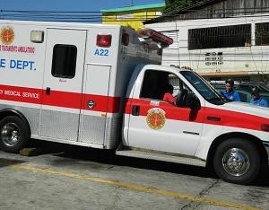 foto Parrillada Maeña dona ambulancia al Cuerpo de Bomberos de Mao 2